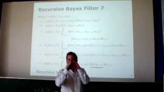 SLAM Course - 02 - Bayes Filter - Cyrill Stachniss