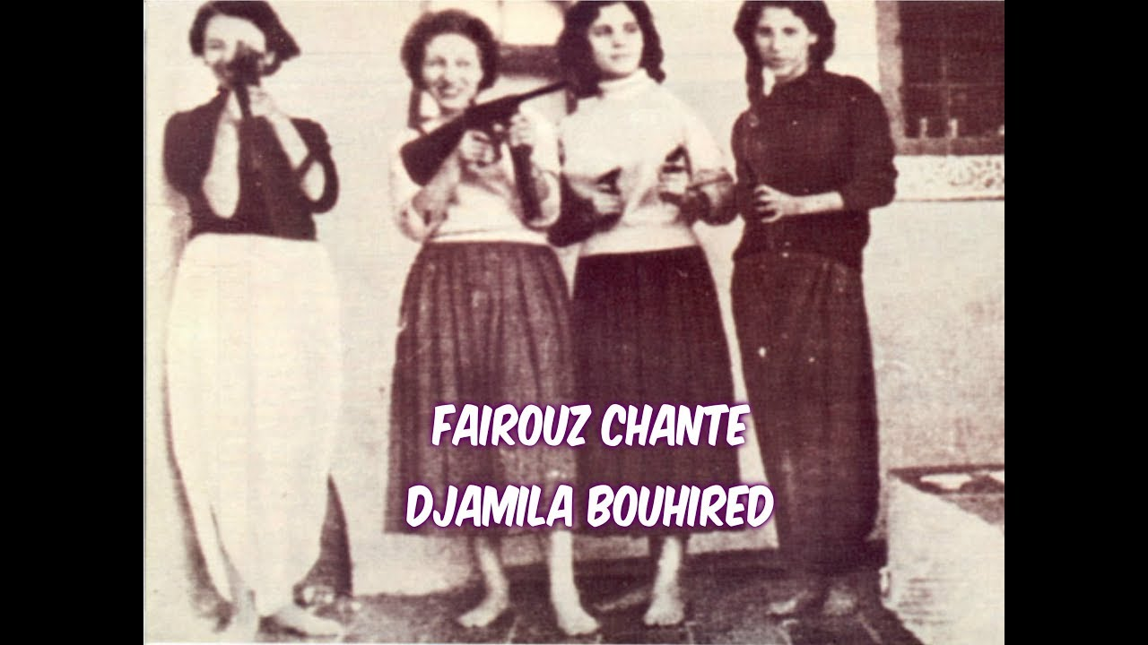 Fairouz Songs inside algérie vs maroc fairouz chante djamila bouhired فيروز تغني رسالة