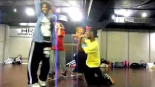 Luam teaches Gettin Paid (Taiwan, NY, Chicago)