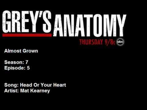 705 Mat Kearney - Head Or Your Heart