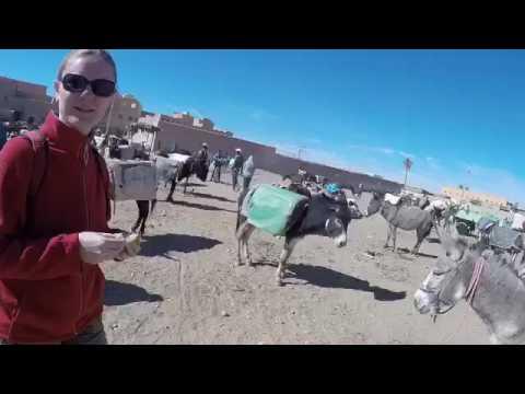 Marocco 2016 - Annalisa turista per caso