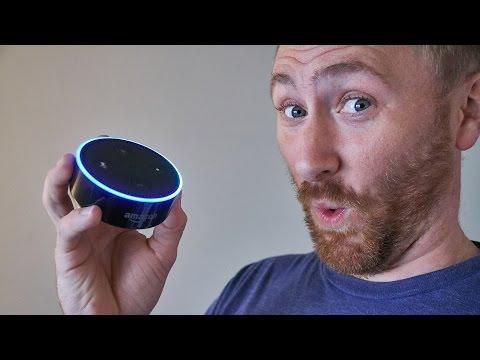Amazon Echo Dot (2nd Gen) Review