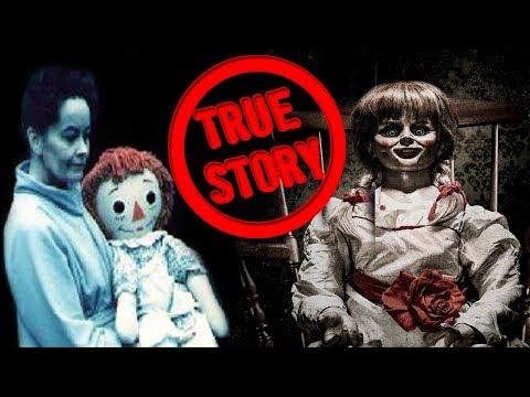 Аннабель. Реальная история куклы. Ужас 2017