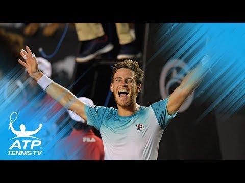 Diego Schwartzman Wins 2018 Rio Open Title