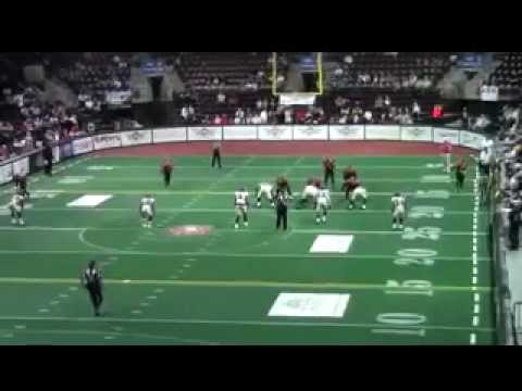 Rashaud Mungro v. Everett Raptors 5/12/2012