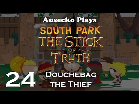 Southpark Thievery 24 [Choose A Side...]