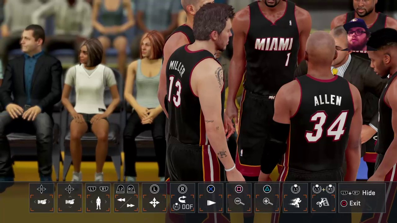 Miami heat lebron jamess vs golden state warriors nba2k17 miami - 2016 2017 Golden State Warriors Vs 2012 2013 Miami Heat 2k16