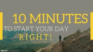 WAKE UP WITH GOD | Listen To This Before Your Day! - Morning Inspiration to Start Your Day