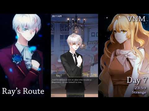 Day 7, Chat 11(23:59) [Day End]【RAY ROUTE】-MYSTIC MESSENGER-