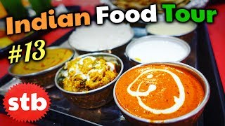 Trying New Indian Food for the First Time!! // Indian Food Tour #13