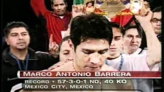 Manny Pacquiao vs.Marco Antonio Barrera (2/7)