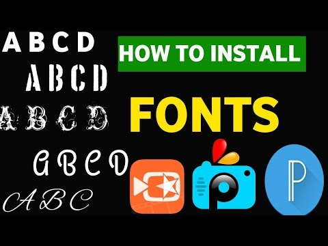 How To Install Fonts In Android Malayalam