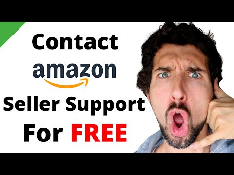 Amazon FBA Seller Support Phone Number + How To Contact Them For FREE [Tutorial]📞