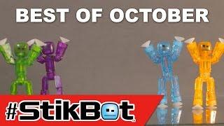 Stikbot - Best of October