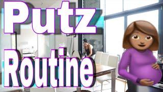 Putzroutine - Hochschwanger - Housetour I Rosella Mia