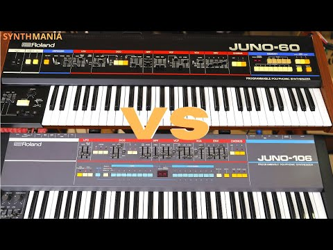 Juno-60 vs Juno-106