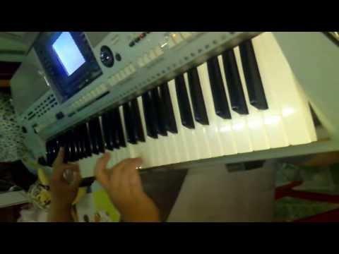 Luyện ngón - Chạy Gam hợp âm 1.4.5 [Chord 1.4.5 organ/piano]