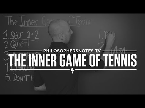 PNTV: The Inner Game of Tennis by W. Timothy Gallwey