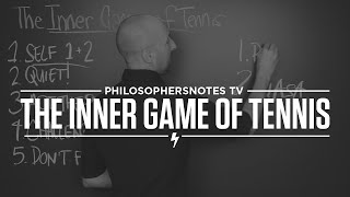 PNTV: The Inner Game of Tennis by W. Timothy Gallwey (#189)