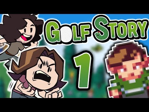 Golf Story: Golfin' Around - PART 1 - Game Grumps