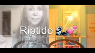 "Gambar cover ""Riptide"" Fan Video 