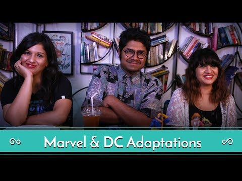 BoTCast Episode 21 feat Utsav Chakraborty - Marvel & DC TV Adaptations