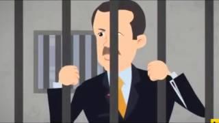 Başbakan Erdoğan'ın animasyon filmi