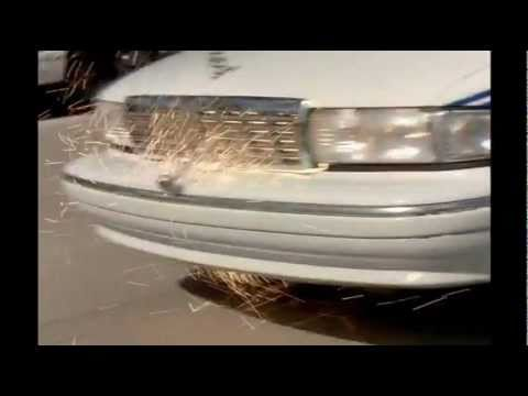 2 Fast 2 Furious Blooper: Caprice cop car with Crown Vic dash