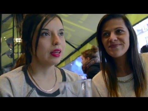 Adaptación de latinos en Francia, Colombia!