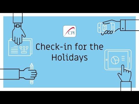 Tips and Tricks - Holidays