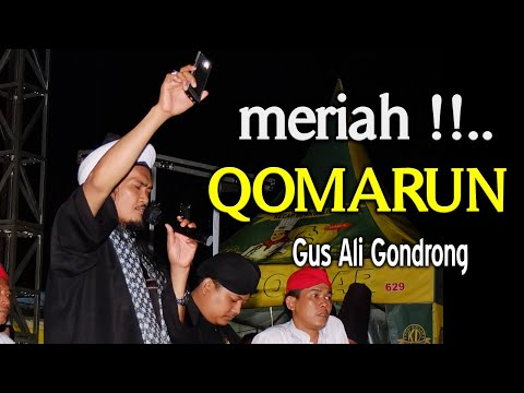 Qomarun - Gus Ali Gondrong - Mafia Sholawat @ Serangan - Ponorogo
