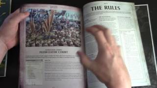 Video Flesh Eater Courts- Age of Sigmar book overview download MP3, 3GP, MP4, WEBM, AVI, FLV Januari 2018