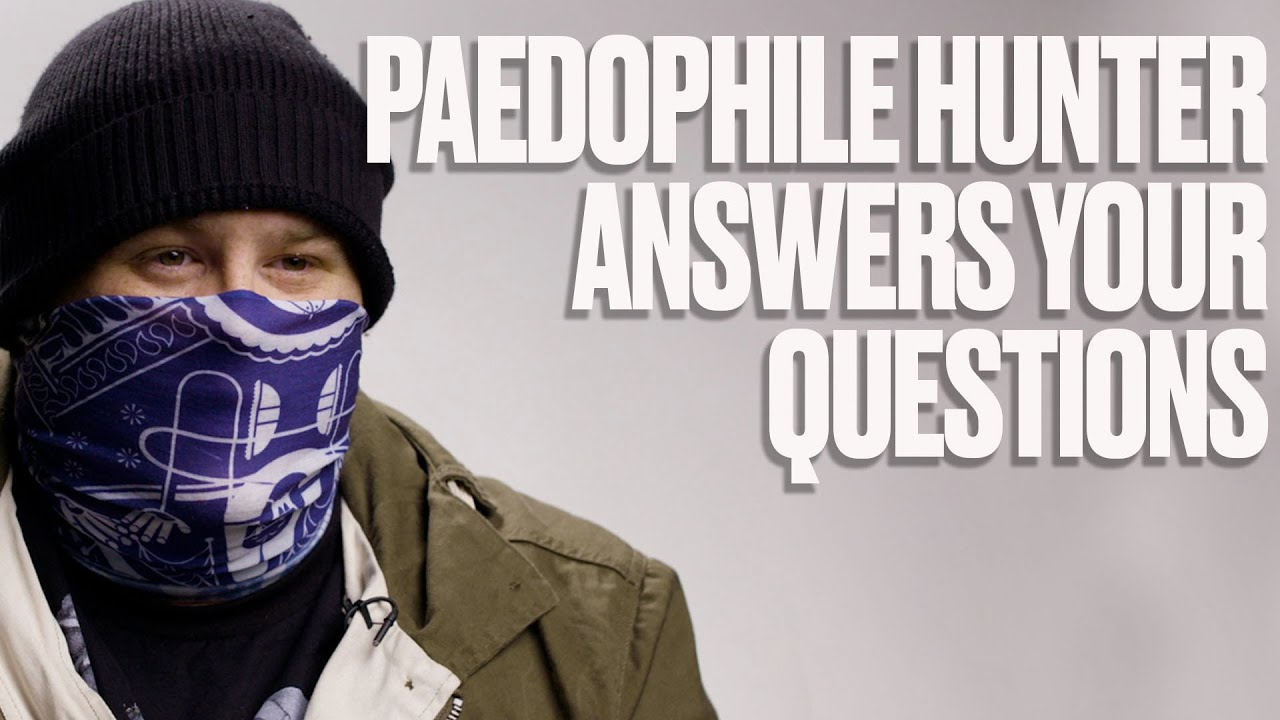 Paedophile Hunter Explains How To Catch A Predator   Right to Reply   LADbible