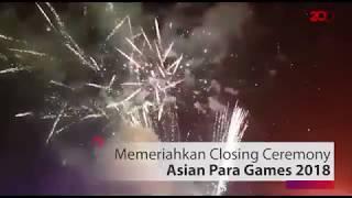 Judika hingga AOA Meriahkan Penutupan Asian Para Games