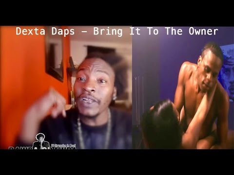 Dexta Daps - Bring It To The Owner - Intro - The Short Film (11 May 2017) RC Review