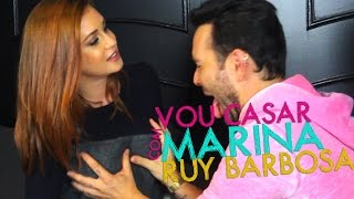 Vou casar feat Marina Ruy Barbosa   TAG 15 curiosidades   #HotelMazzafera thumbnail