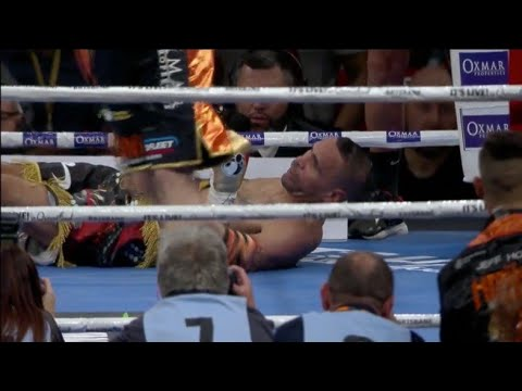 JEFF HORN VS ANTHONY MUNDINE FIGHT REPORT BY DBN