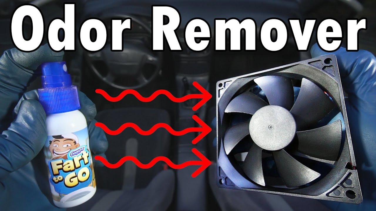 Eliminador de olores DIY (para su automóvil) + vídeo