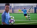 YouTube Turbo FOOTBALL CHALLENGES vs MAN CITY