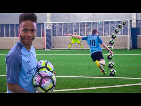 Thumbnail: FOOTBALL CHALLENGES vs MAN CITY
