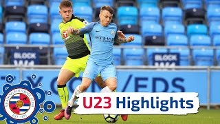 U23 Highlights: Manchester City 2-1 Reading, Premier League 2, 10th December 2016