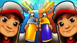 SUBWAY SURFERS CHICAGO Vs CAIRO*E Z Touchdown Outfit And Jasmin Ankh Outfit*Gameplay make for Kid #3