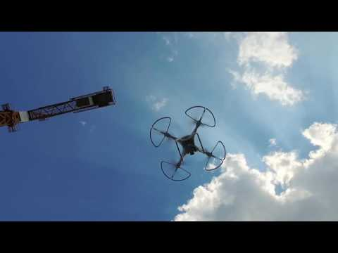 DJI NEW PILOT EXPERIENCE 2016 May, Vilnius, Lithuania // Promaksa EPIC Media