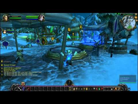 LET'S PLAY WORLD OF WARCRAFT # 1: Nice to Gnome Ya