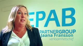 EPAB GGVV - en del av OnePartnerGroup
