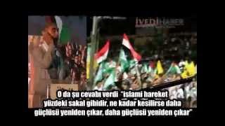 Filistin'den merhum Erbakan'ın direnişine övgü