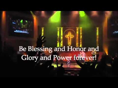 Holy, Holy, Holy To Him Who Sits on the Throne   Kristian Walker lyrics