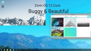 zorin OS 12 Core  Distro Review