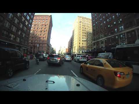 Driving up to Port Chester, NY from Midtown NYC