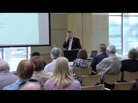 Executive Kittleman Speaks to Annual Meeting of the Howard County Historical Society